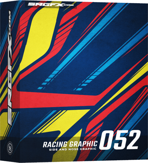 500x549 Vector Racing Graphic 052 School Of Racing Graphics