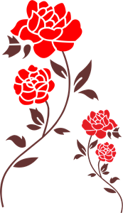 173x300 Red Rose Logo Vector (.cdr) Free Download