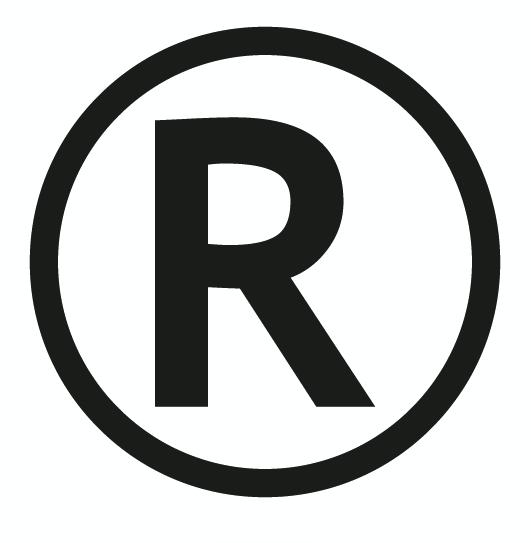 531x543 Registered Trademark Symbol Registered Trademark Symbol Isolated