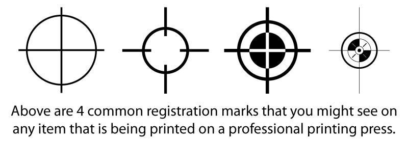 800x277 Crop Marks Vector Graphics For Printing Marks Graphics