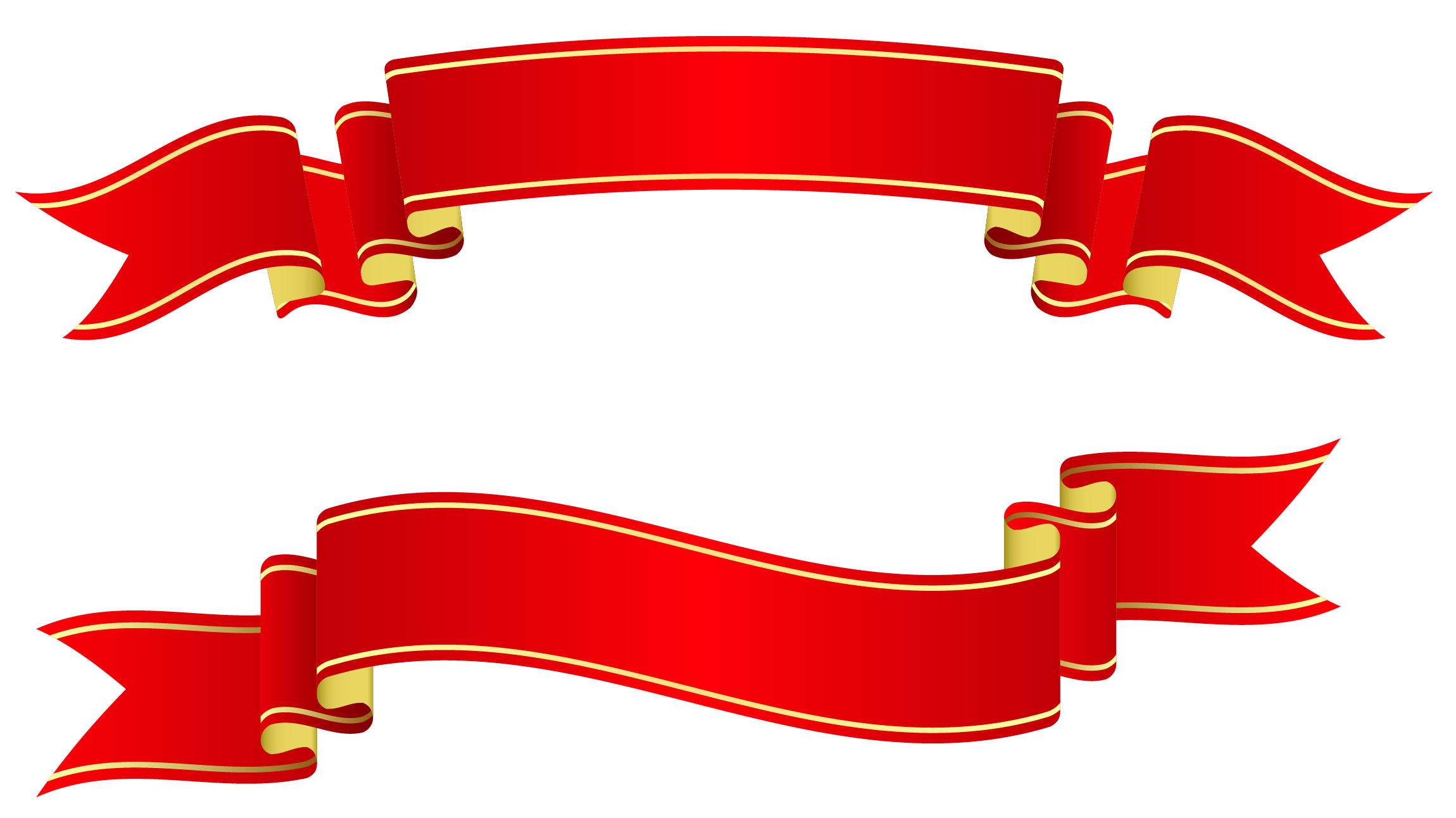 Vector Ribbon Png