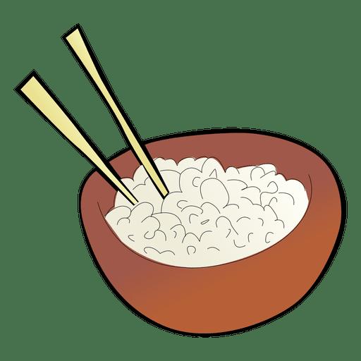 512x512 Japanese Rice Bowl