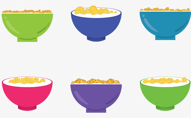 650x400 Vector Rice, Rice, Rice Bowl, Vector Png And Vector For Free Download