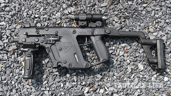 684x384 Gun Review The Kriss Vector Gen Ii Sbr In .45 Acp