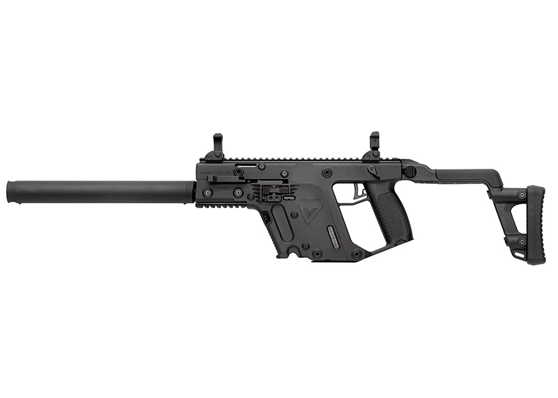 800x571 Kriss Vector Crb .45 Acp Carbine Folding Stock With Picatinny
