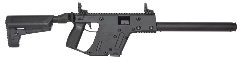 1000x264 Kriss Vector Crb Gen Ii Semi Auto Rifle Kv90cbl20, 9mm, 16, 6