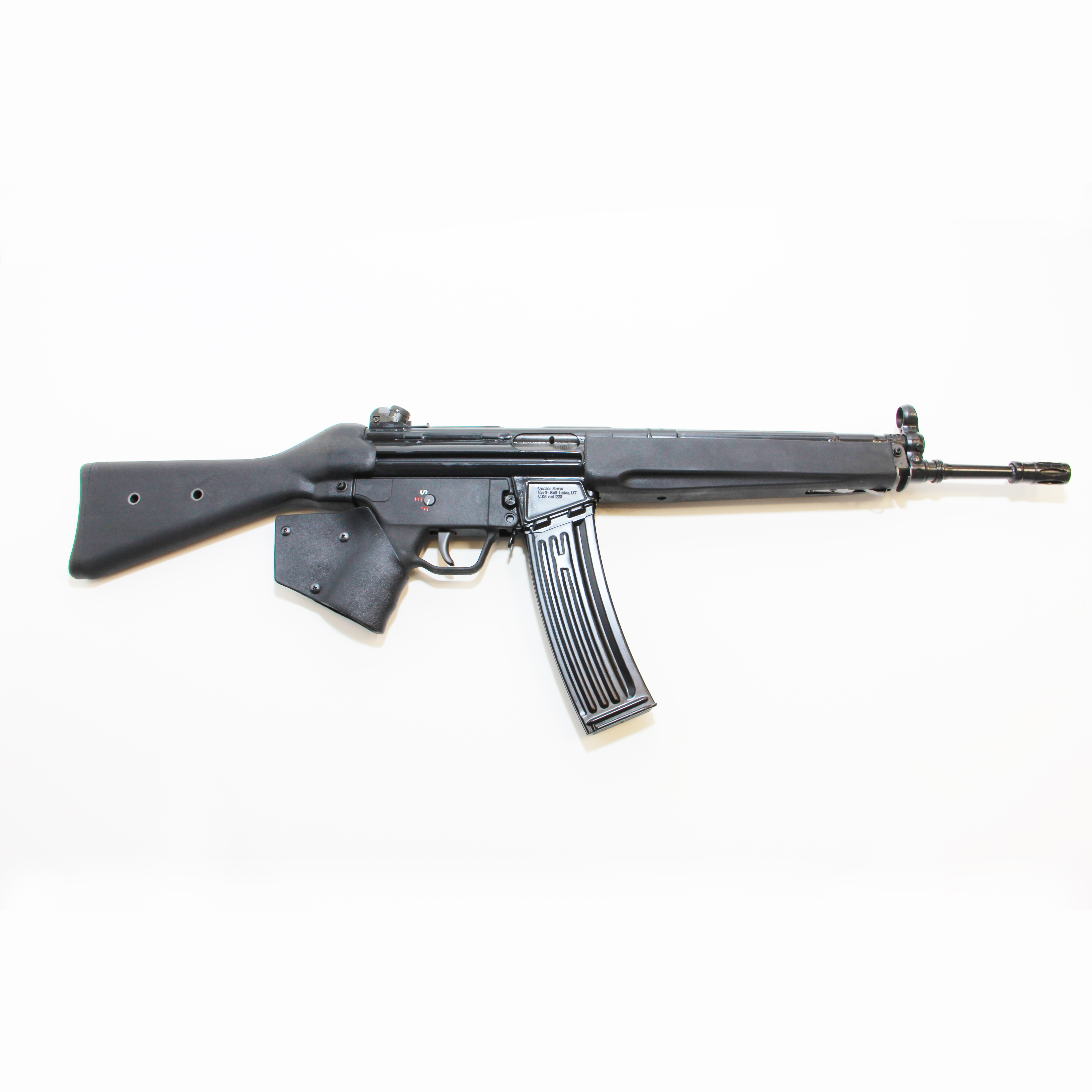 5184x5184 Vector Arms V93 Hk93 Style 556mm Nato Rifle