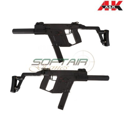400x400 Electric Rifle Kriss Vector Mod 1 Black Aampk (Aek Kriss Bk)