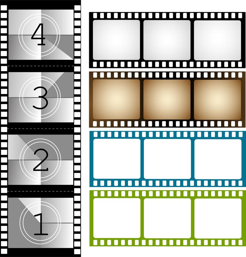 800x834 Movie Vector