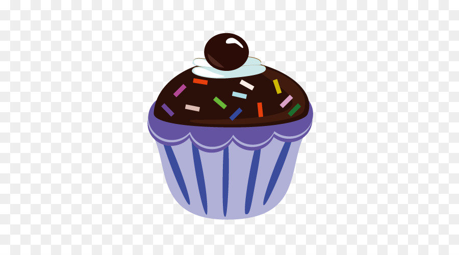 900x500 Download Cupcake Chocolate Cake Cream Bolo De Rolo Milk Vector