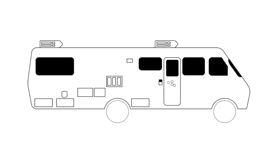 900x490 Vector Breaking Bad Rv In Illustrator
