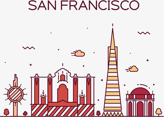 650x465 San Francisco Street View Vector, Hand, Gules, Window Png And