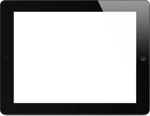 496x385 Collection Of Free Ipad Vector Screen. Download On Ubisafe