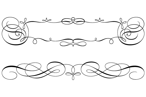 600x400 Png Scroll Border Transparent Scroll Border.png Images. Pluspng
