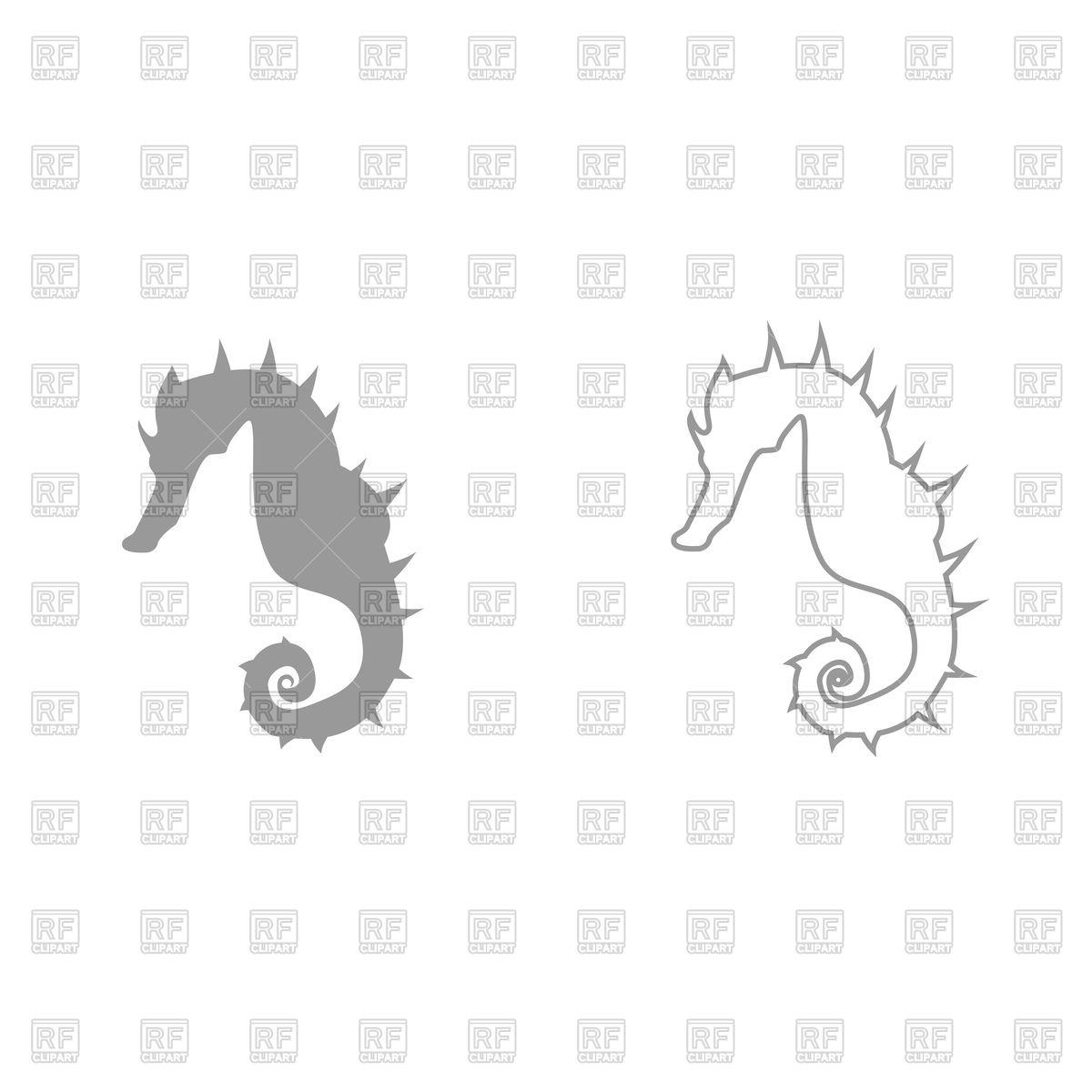 1200x1200 Seahorse