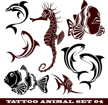 378x368 Seahorse Free Vector Download (65 Free Vector) For Commercial Use