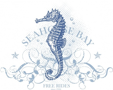 461x368 Vector Seahorse For Free Download About (27) Vector Seahorse. Sort