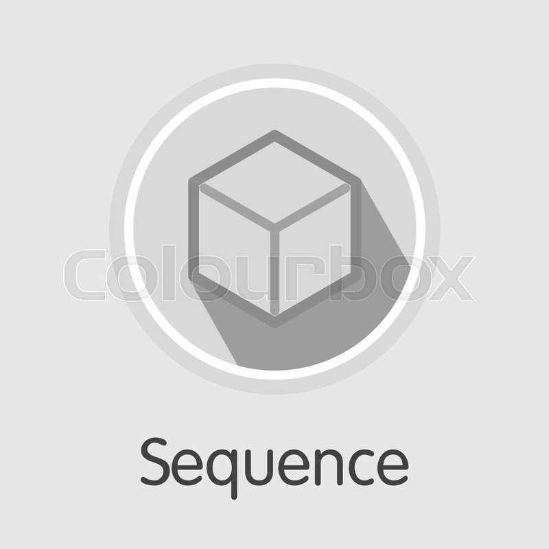 800x800 Vector Sequence Crypto Currency Icon. Mining, Coin, Exchange
