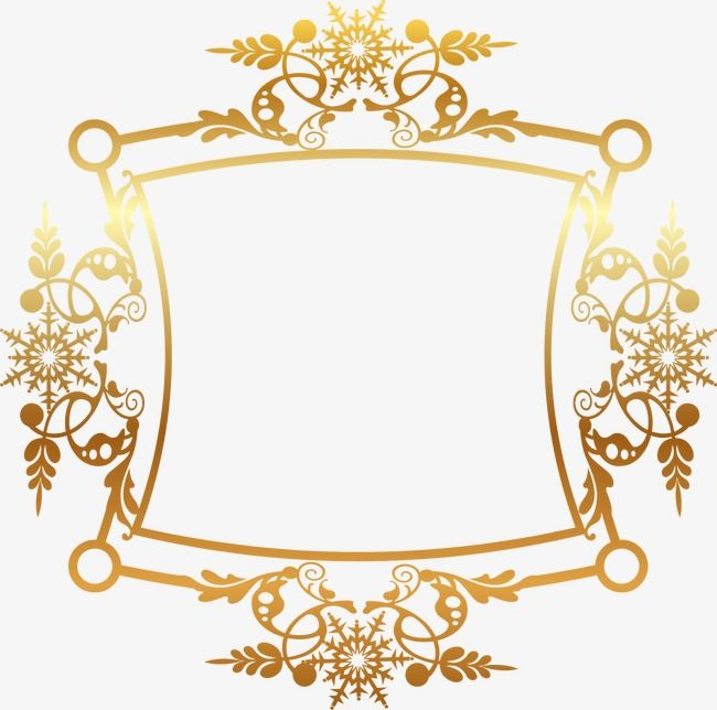 650x644 Frame Decorative Motifs Vector Artwork Background Shading Frame