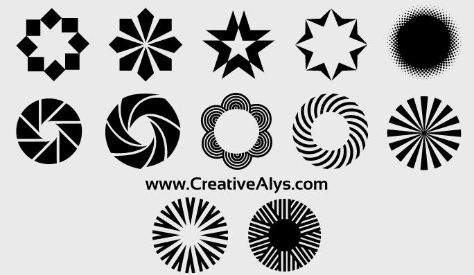 684x397 Creative Vector Shapes Creative Alys