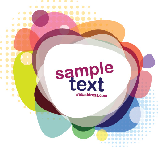 512x475 Color Shapes Background Free Vector 2 Eps Format Free Vector