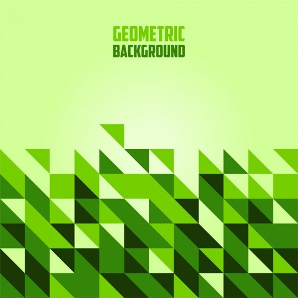 600x600 Free Geometric Shapes Vector Pack 123freevectors