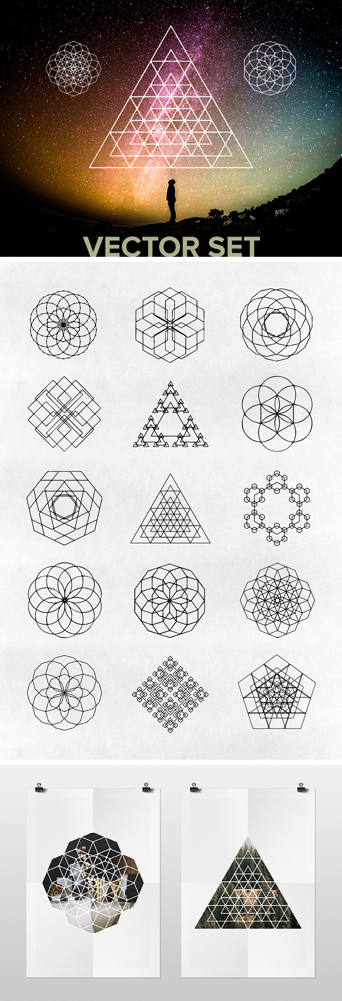 680x1988 Free Sacred Geometry Shapes Download Psd, Ai, Eps, Png