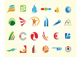 285x200 Logo Shapes Free Vector Graphic Art Free Download (Found 27,079