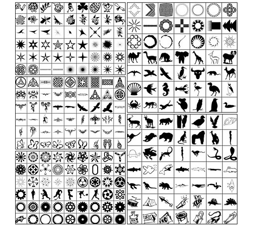 Free Vector Shapes For Photoshop at GetDrawings com | Free