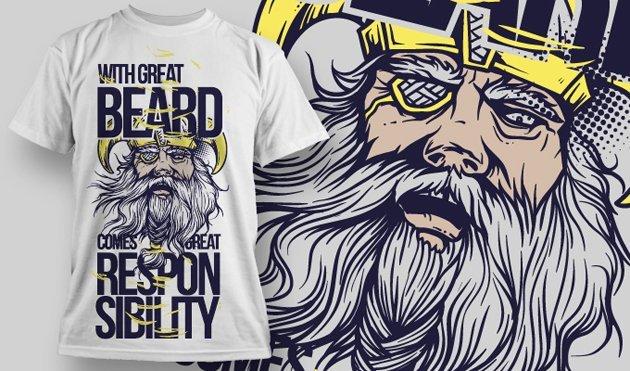 630x371 30 Amazing Vector T Shirt Designs Amp Bonus