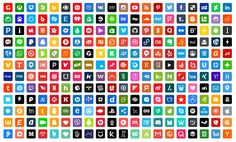 236x142 9 Best Icon Images Graphics, Social Media Icons And