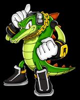 160x201 Vector The Crocodile