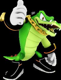 200x263 Vector The Crocodile