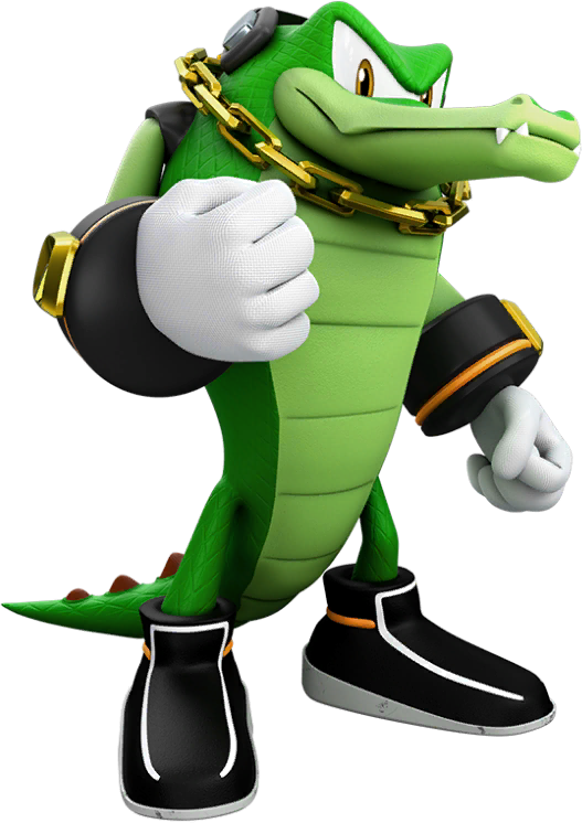 527x746 Vector The Crocodile Sonic Wiki Fandom Powered By Wikia