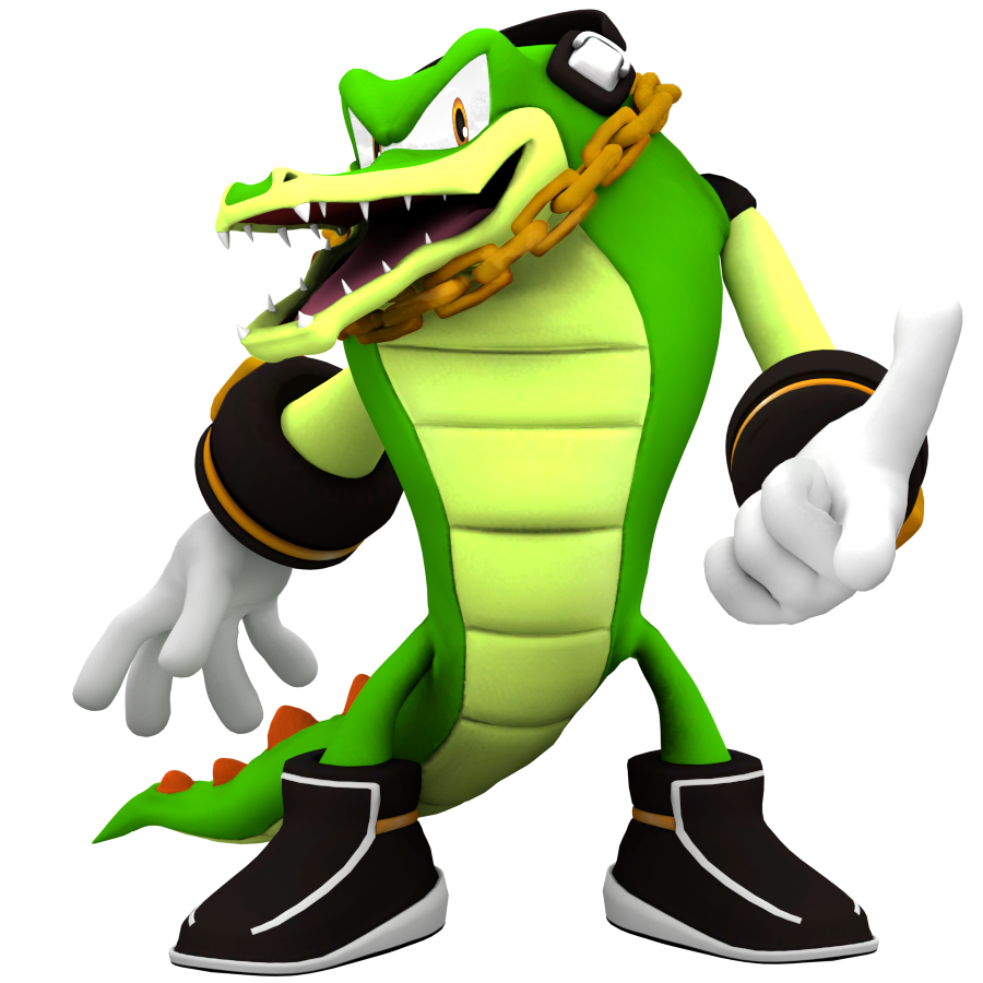 900x900 Vector The Crocodile Sonic World Wiki Fandom Powered By Wikia