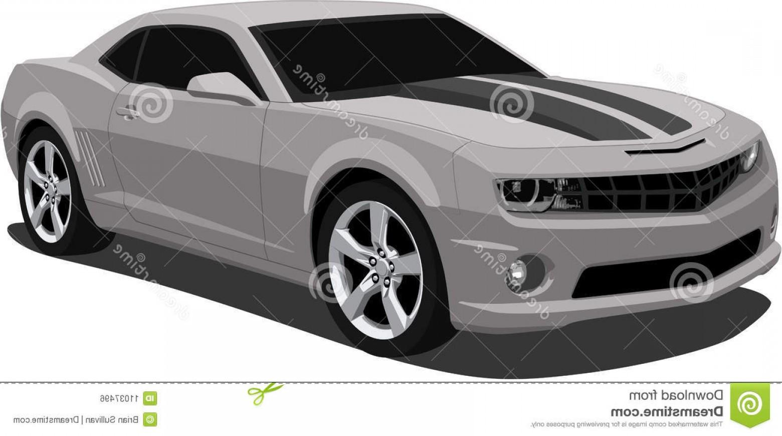 1560x870 Royalty Free Stock Image Vector Camaro Sports Car Image Sohadacouri