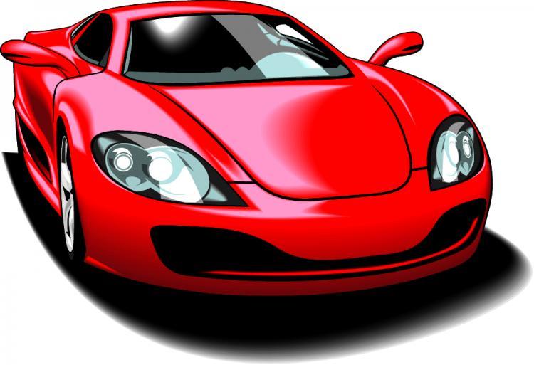 750x513 Fine Sports Car 05 Vector Free Vector 4vector