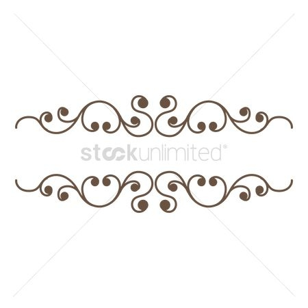 450x450 Decorative Squiggle Clipart Free Squiggle Line Stock Vectors