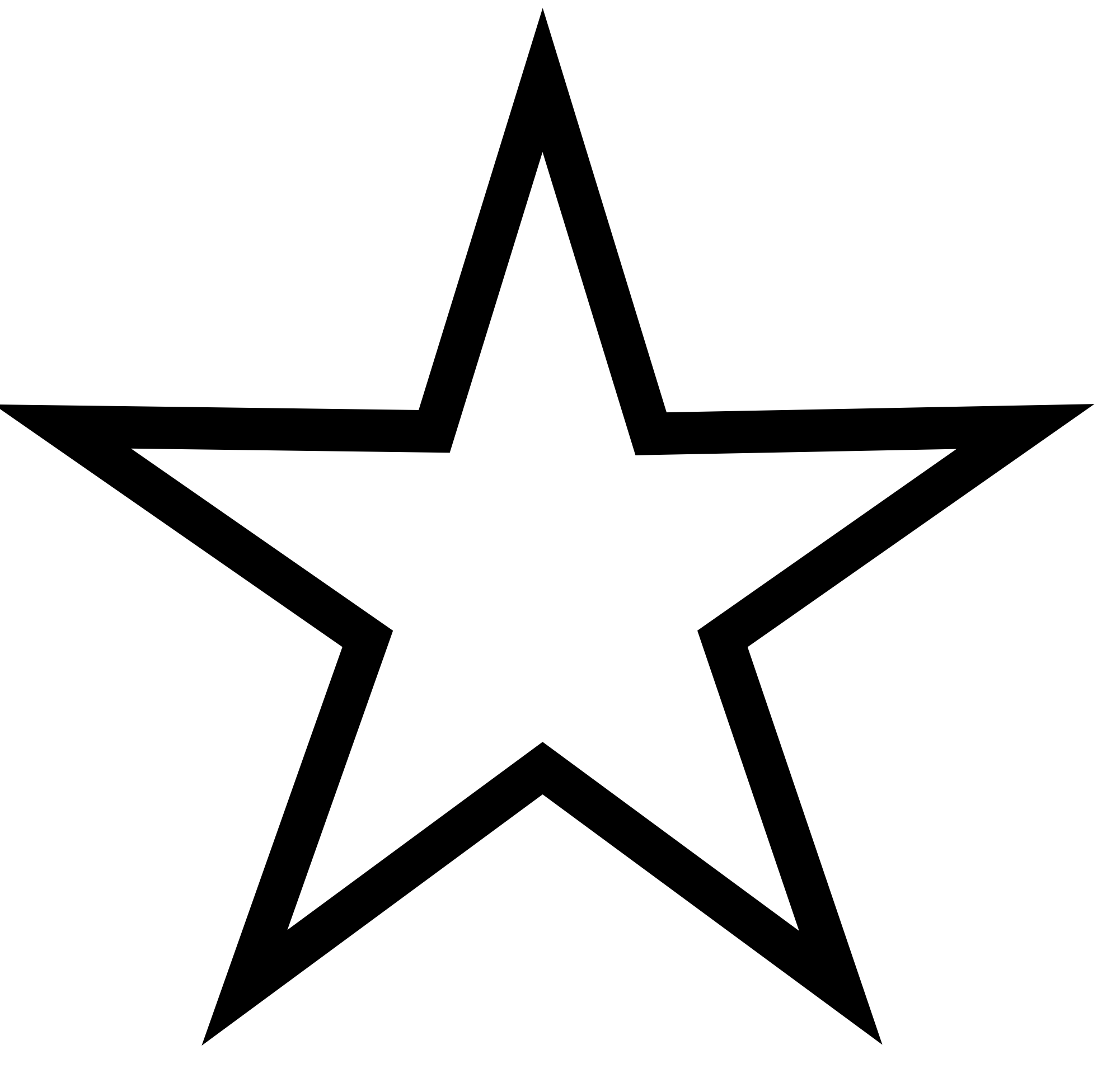 Vector Star Png