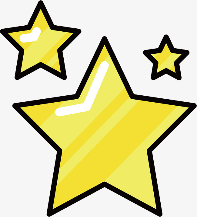 650x719 Golden Five Pointed Star, Star Vector, Vector Png, Stars Png And