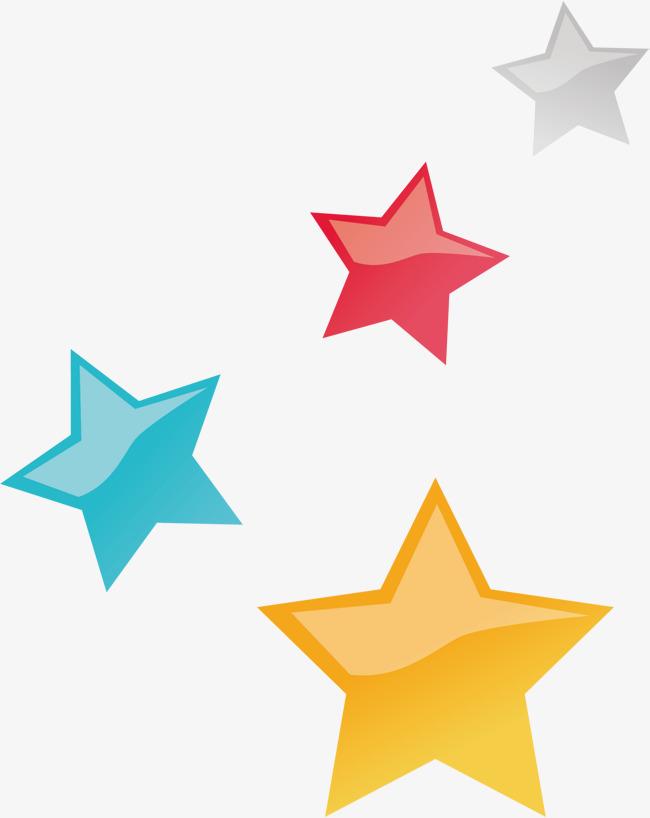 650x818 Star Png Vector Element, Star Vector, Star Vector, Cartoon Star