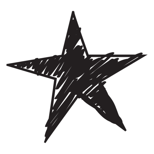 512x512 Star Hand Drawn Icon 56