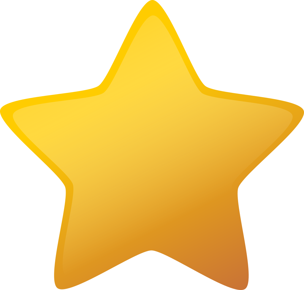 1024x977 Vector Star Png 6 Png Image
