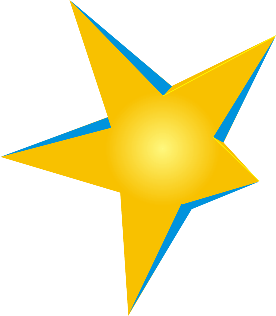 900x1032 Vector Star Vector Black And White Stock