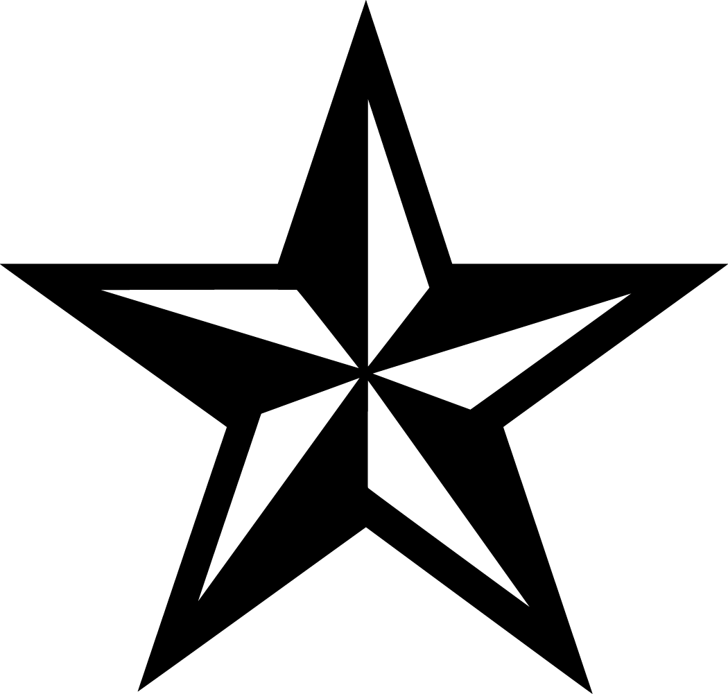 1050x1001 Collection Of Free Star Vector Transparent. Download On Ubisafe