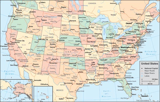 Vector States Map at GetDrawings.com   Free for personal use Vector ...