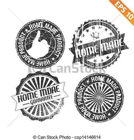 450x470 Label Stitch Sticker Tag Handmade