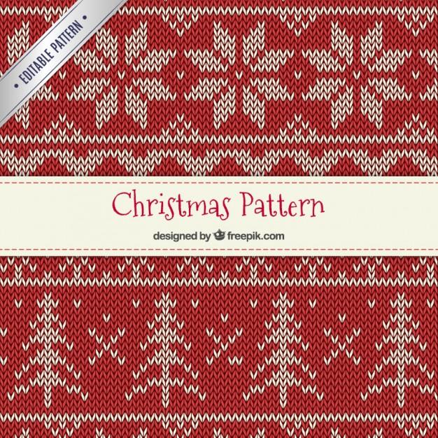 626x626 Cross Stitch Christmas Pattern Vector Premium Download