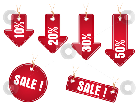 450x339 Sale Stickers, Price Tag Vector Stock Vector