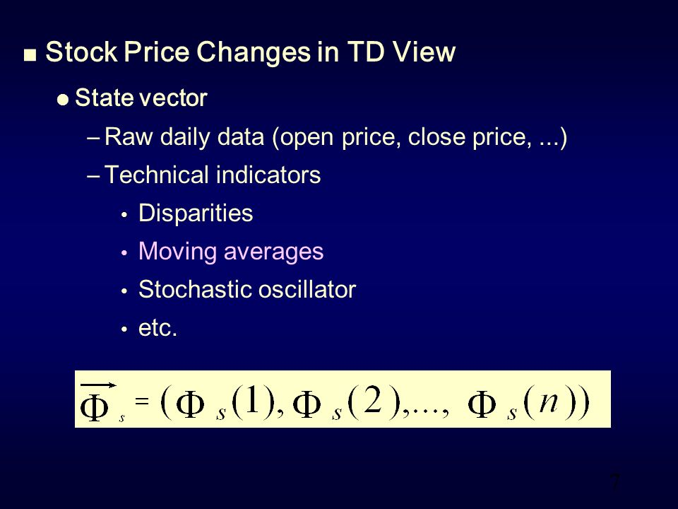 960x720 Stock Price Prediction Using Reinforcement Learning